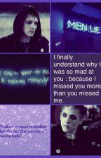 Daggers In My Heart by Strixgirl
