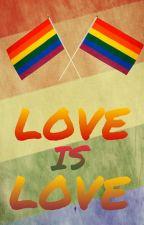 Love is love (LGBT komunita + moje názory) by Alexander_Neinn