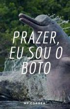 PRAZER, EU SOU O BOTO by 4CONTOSCARINHOSOS