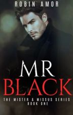 Mr Black by GuiltyFlower