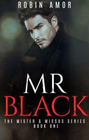 Mr Black (Cherry Bomb Rewritten) by GuiltyFlower
