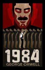 "Джордж Оруэлл ""1984"" by JuliaJMB"