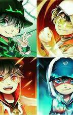 Boboiboy Ask_Truth or Dare [Tạm DROP] by Cloud-Night