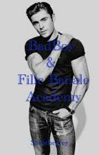 BadBoy & Fille  Banale Academy by Saahthegrey
