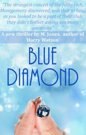 Blue Diamond by MJones