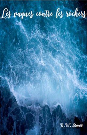 Les vagues contre les rochers by DWStaourt