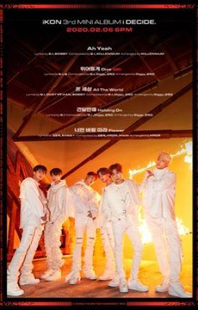 iKON lyrics ++ - iKON - 이별길 (GOODBYE ROAD) - Wattpad
