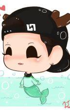 (Chuyển ver) [Hunhan] Nhân ngư Tiểu Lộc by phuonglala_1604