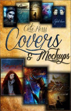Covers & Mockups ♥ by CuteKessi
