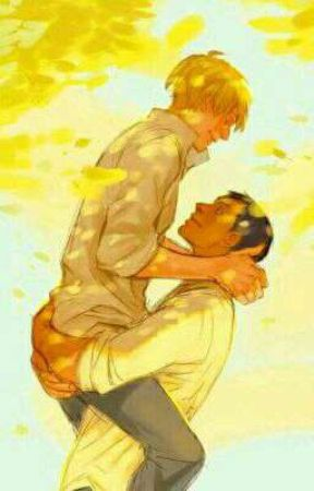 [KnB Shortfic][Aoki] Canada Lover - You Just Need 24 Hours To Love Someone. by sonniechan