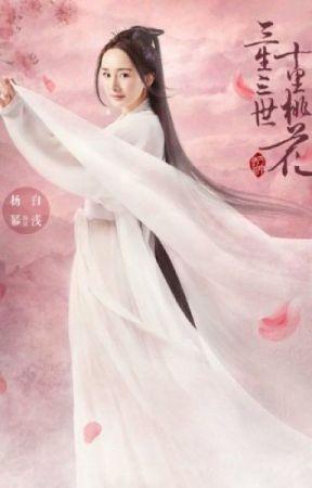 Mo Yuan, Bai Qian, Ye Hua by moosesforgooses