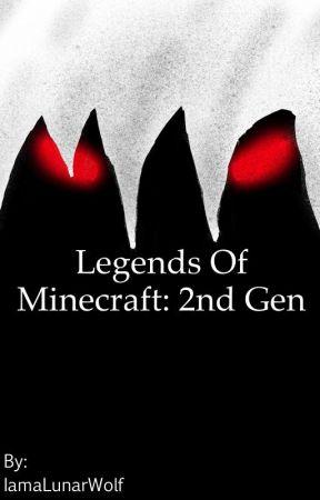 Legends of Minecraft: 2nd Gen by IamaLunarWolf