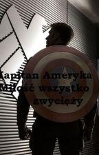 Kapitan Ameryka: Miłość wszystko zwycięży by kasiak06