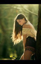 Flidais, déesse des bois. by my3orld