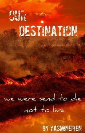 our destination  by Yasminepien