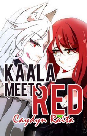 Kaala Meets Red (GirlxGirl) by claydynraita