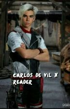 Carlos De Vil x reader A y/n story  by EllieLovesPlums