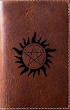 John Winchesters Tagebuch by 50shadesofcastiel