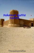 Pokemon Battle Games by Theawesomefox