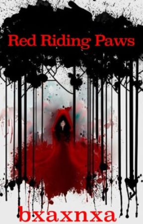 Red Riding Paws by bxaxnxa