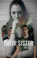 Their Sister /w Vlad & Cristian Munteanu by PufyPufy17