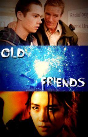Old Friends::a Teen Wolf crossover by maggiemayhem