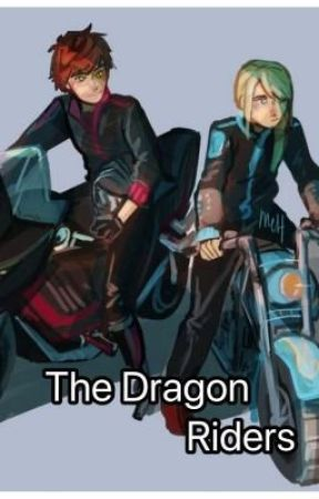 The Dragon Riders by hiccstrid_forever1