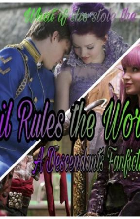 Evil Rules the World: A Descendants Fanfiction - Proluge