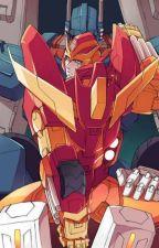 Master & Kitten |Transformers| by MzPrime