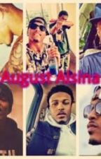 Drunk in love- August Alsina love story by _3xdolo