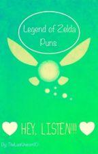 100 Legend of Zelda Puns  by TheLastUnicorn10