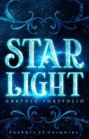 Starlight: A Graphic Portfolio by Grimoira
