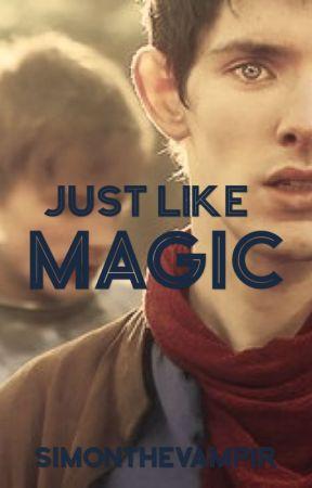 Merthur- Just like Magic by SimonTheVampir