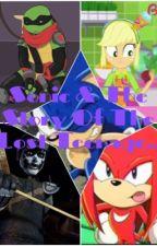 Sonic & The Secret Door by Sci-Twi16