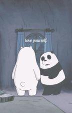love yourself ; kookga by kumamoony