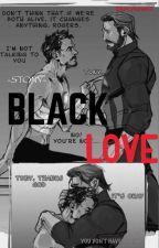 Black Love/Stony by blurrylunatic