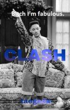 Clash by m_riri