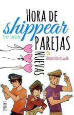 Hora de shippear parejas nuevas por Silena Beauregard [Percy Jackson] by Lauriac