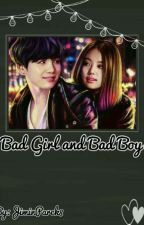 Bad Girl and Bad Boy by JiminParck8