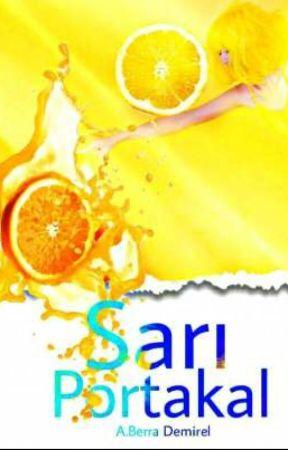 Sarı Portakal  by isimsizyaa