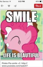 Smile Life Is Beautiful by llamaluvr