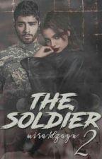 The Soldier 2 | الجُنـدي  by mira1dzayn