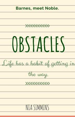 Obstacles [Girl x Girl] by tennasmith