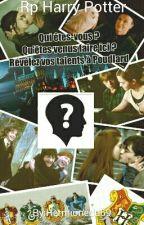 RP Harry Potter by Hermionedu69