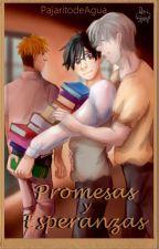 Promesas y Esperanzas. by PajaritodeAgua