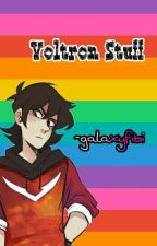 Voltron Stuff by MyGoldfishDrowned