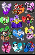 Ask or Dare the Undertale Cast!!!!! by StxrsStillFade