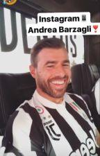Instagram I  Andrea Barzagli by xxgogirl