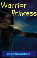 Warrior Princess by silverhunter1760