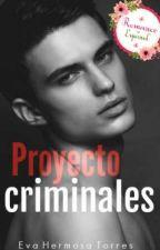 Proyecto criminales #CarrotAwards2018 by eevvxx